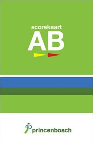 Scorekaart-ab Golfclub Princenbosch